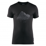 Fjallraven Keb Wool T-shirt Print Heren