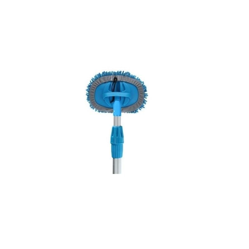 Wash & Clean Uitschuifbare Microvezel Wasborstel