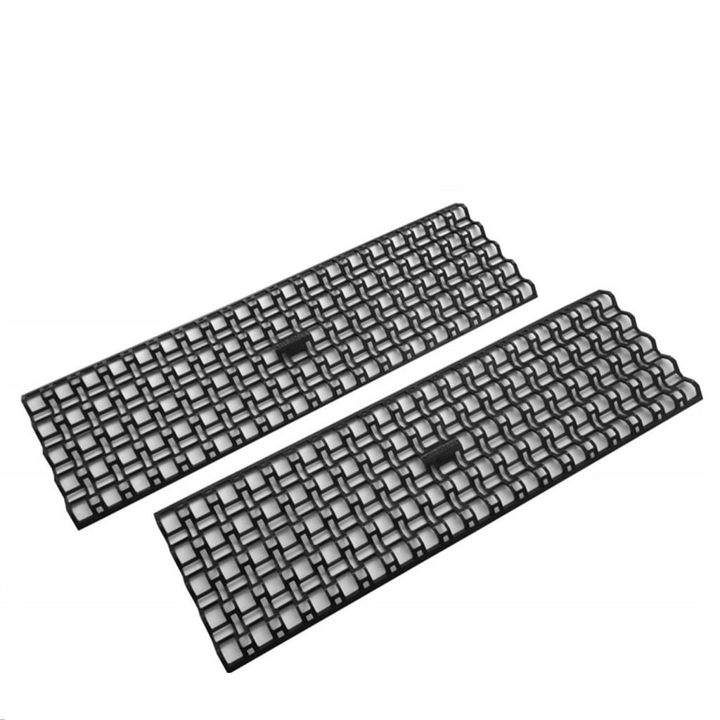 Milenco Giant Lattice Grip Mats Onderplaat