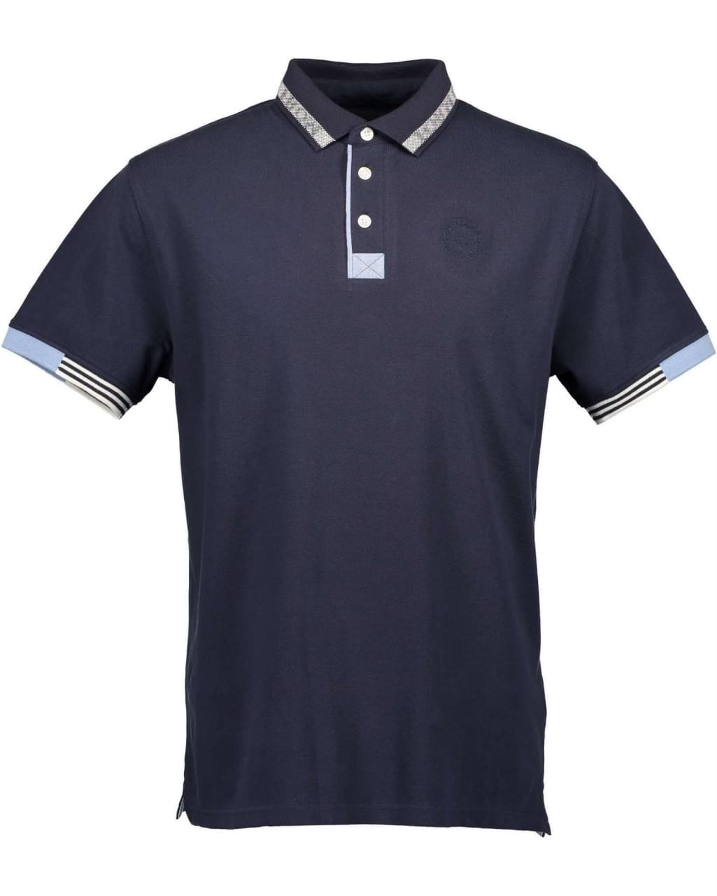 Blue Seven Basic Polo Heren