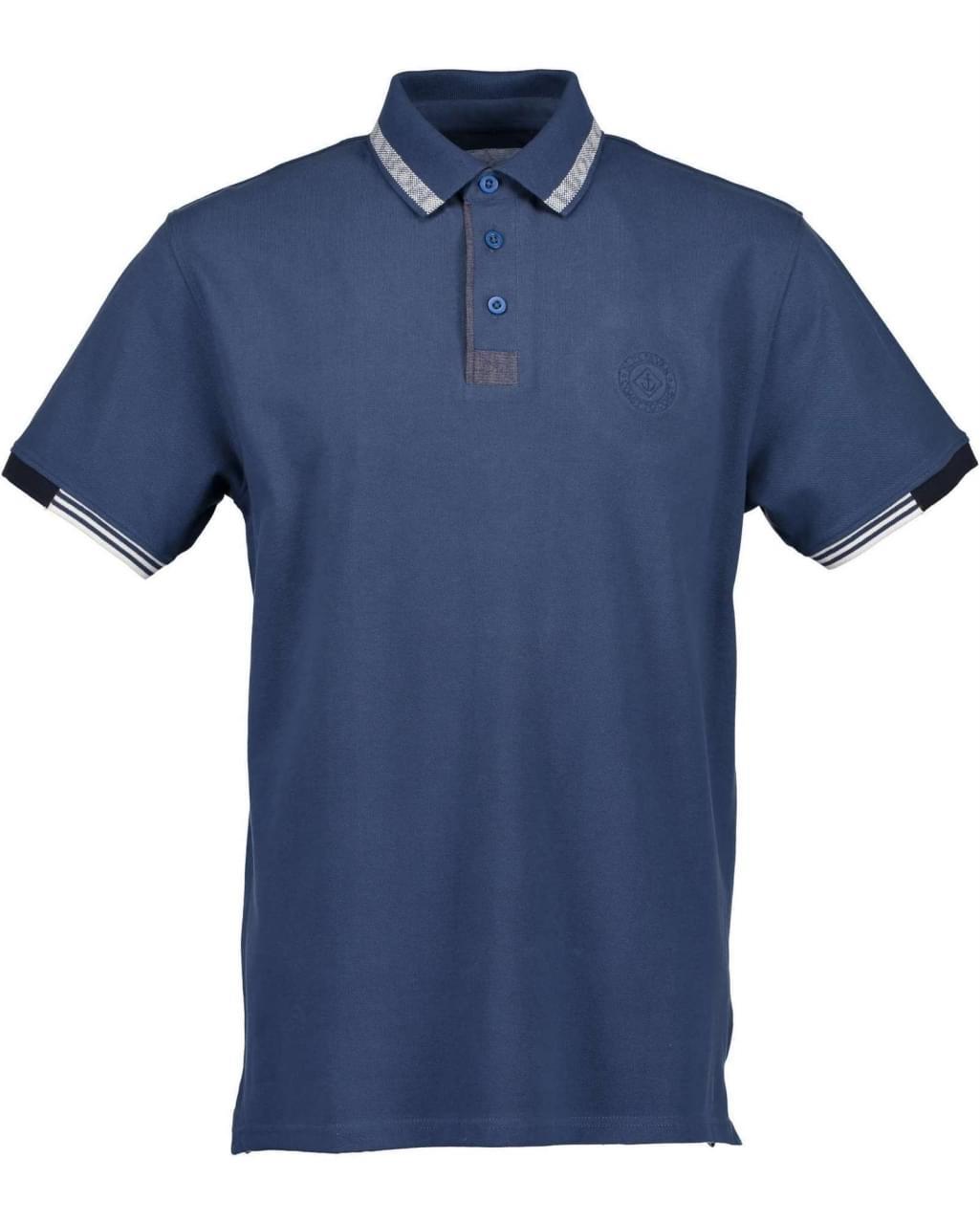 Blue Seven Basic Polo Heren