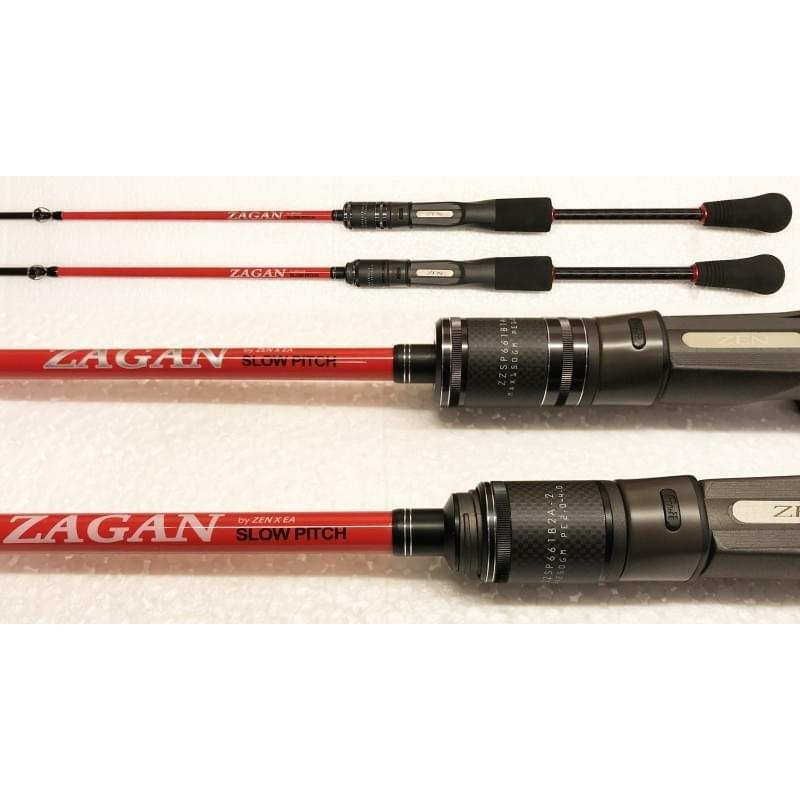 Zagan Zen Zagan Slowpitch Vertical-PelagicStyle M