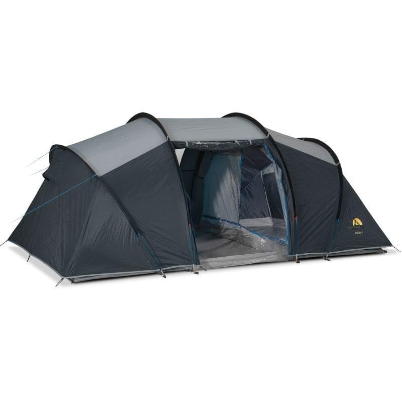 Safarica Chicco 2 - 2 Persoons Tent - Donkergrijs