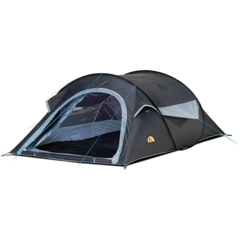 Safarica Cycloon L Pop Up - 3 Persoons Tent Grijs