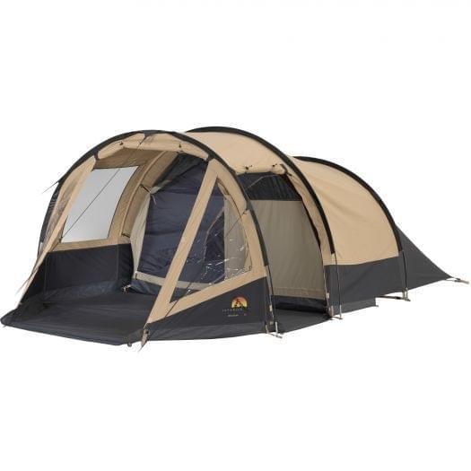Safarica Blackhawk 220 TC - 3 Persoons Tent - Beige Grijs