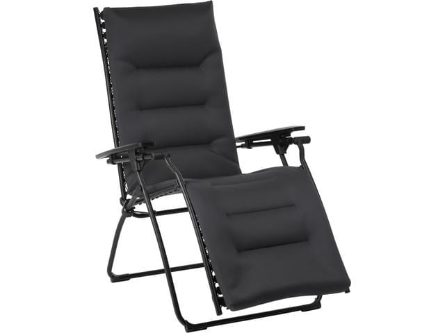 Lafuma Evolution Air Comfort Relaxstoel - Grijs