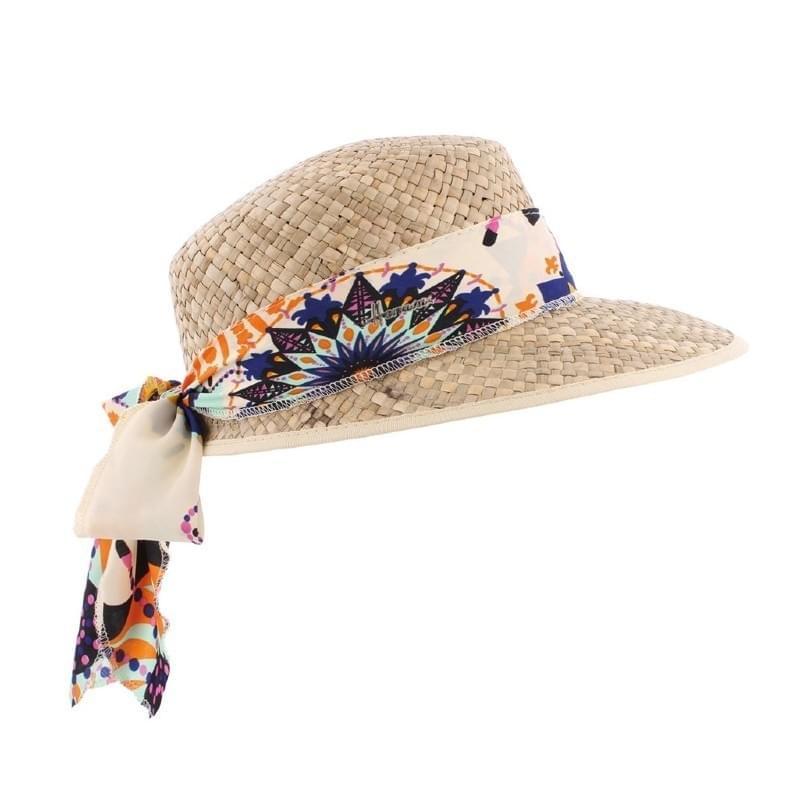 Herman Summer Hoed Dames Multicolor