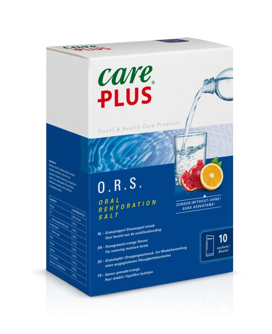 Care Plus O.R.S. - Oral Rehydration Salt