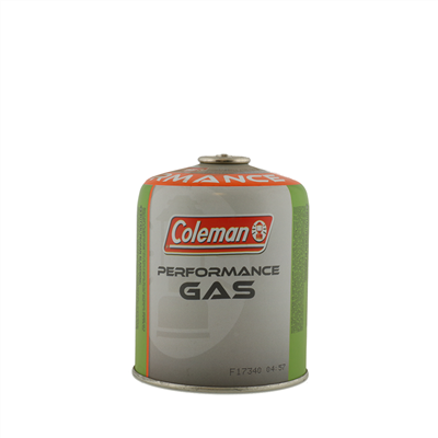 Coleman 500 Performance Gas