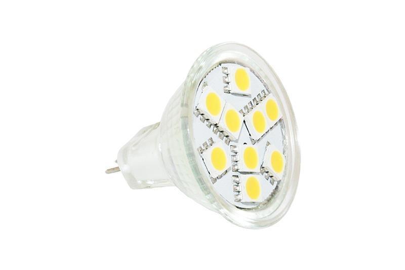 Haba Lamp MR11 - 9 LED 12V