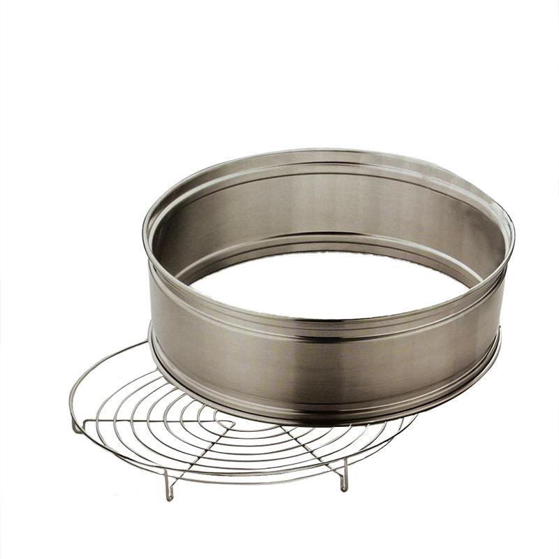 Grill Guru Grillertte Ring & Rooster