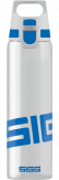 Sigg Total Clear One 0.75L Drinkfles Blauw
