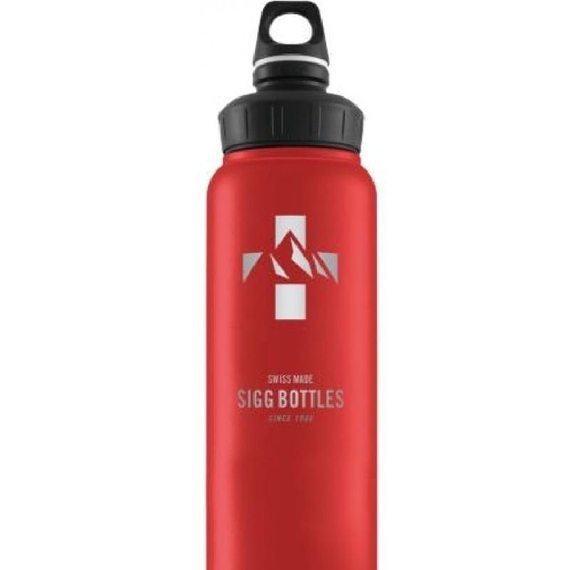 Sigg WMB Mountain Touch 1L Drinkfles Rood