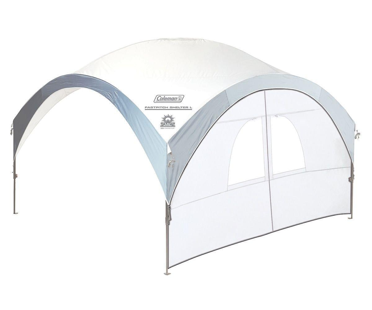 Coleman Fastpitch Shelter Sunwall Door XL - Grijs