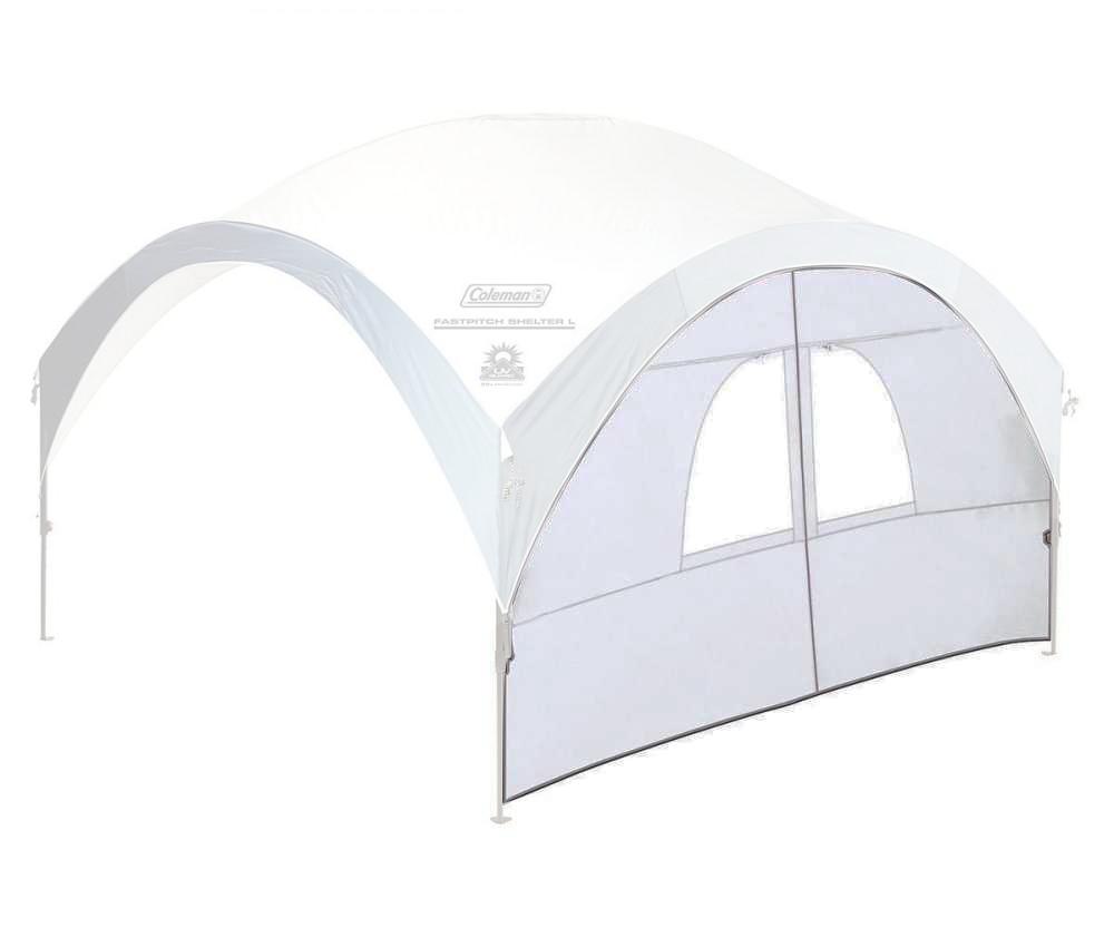 Coleman Fastpitch Shelter Sunwall Door XL - Grijs