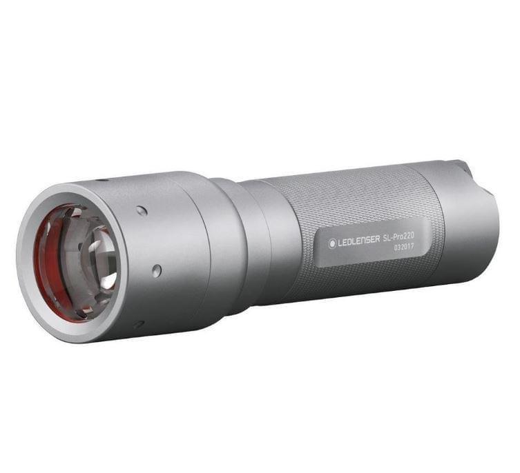 Led Lenser Solidline SL-Pro 220 Zaklamp