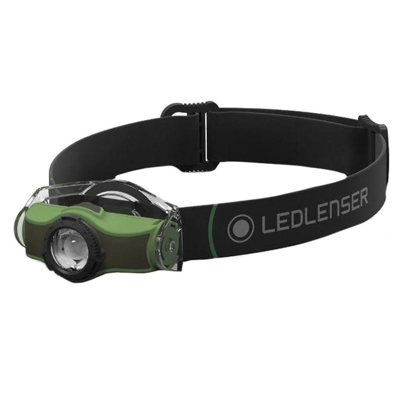 Led Lenser MH4 Hoofdlamp Groen