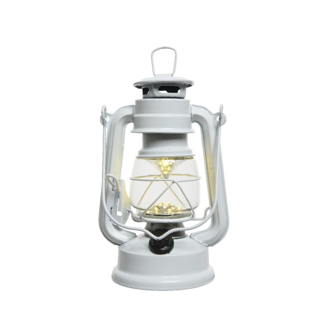 Lumineo LED Campinglamp 34 cm
