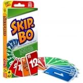 Mattel Skip-Bo Kaartspel