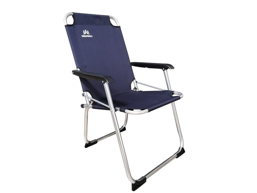 Human Comfort Chair XL Campingstoel Blauw