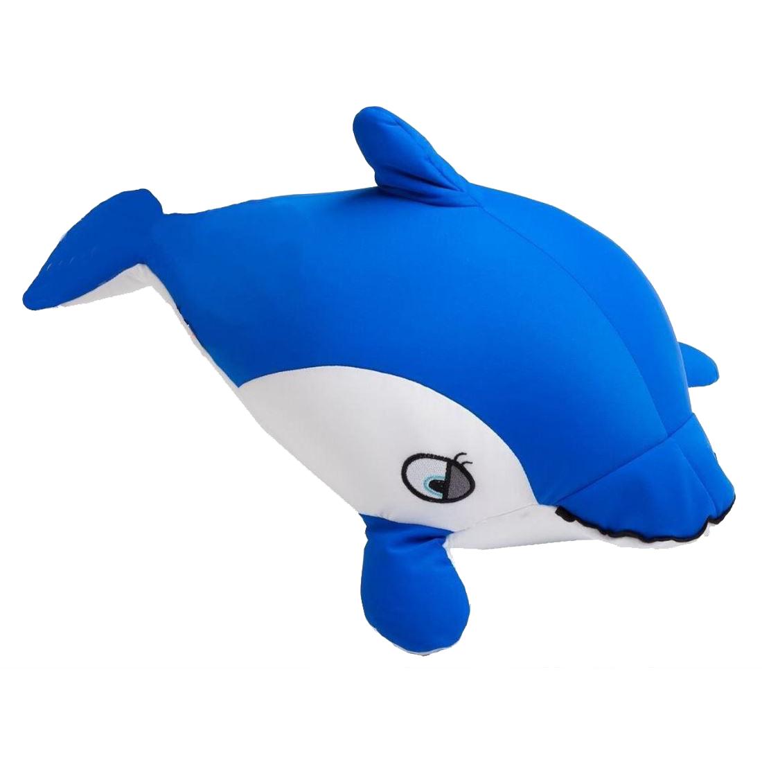 Cuddle Bug Dolfijn - Blauw