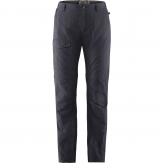 Fjallraven Travellers MT Afritsbroek Dames - Blauw