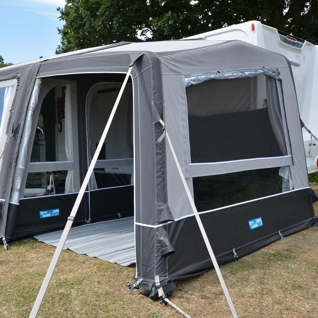 Kampa Uitbouw Grande AIR All Season Rechts