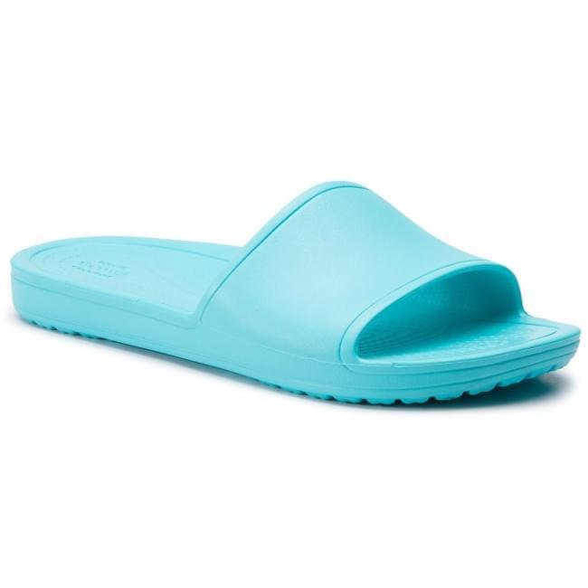 Crocs Sloane Slide Slipper Dames Blauw