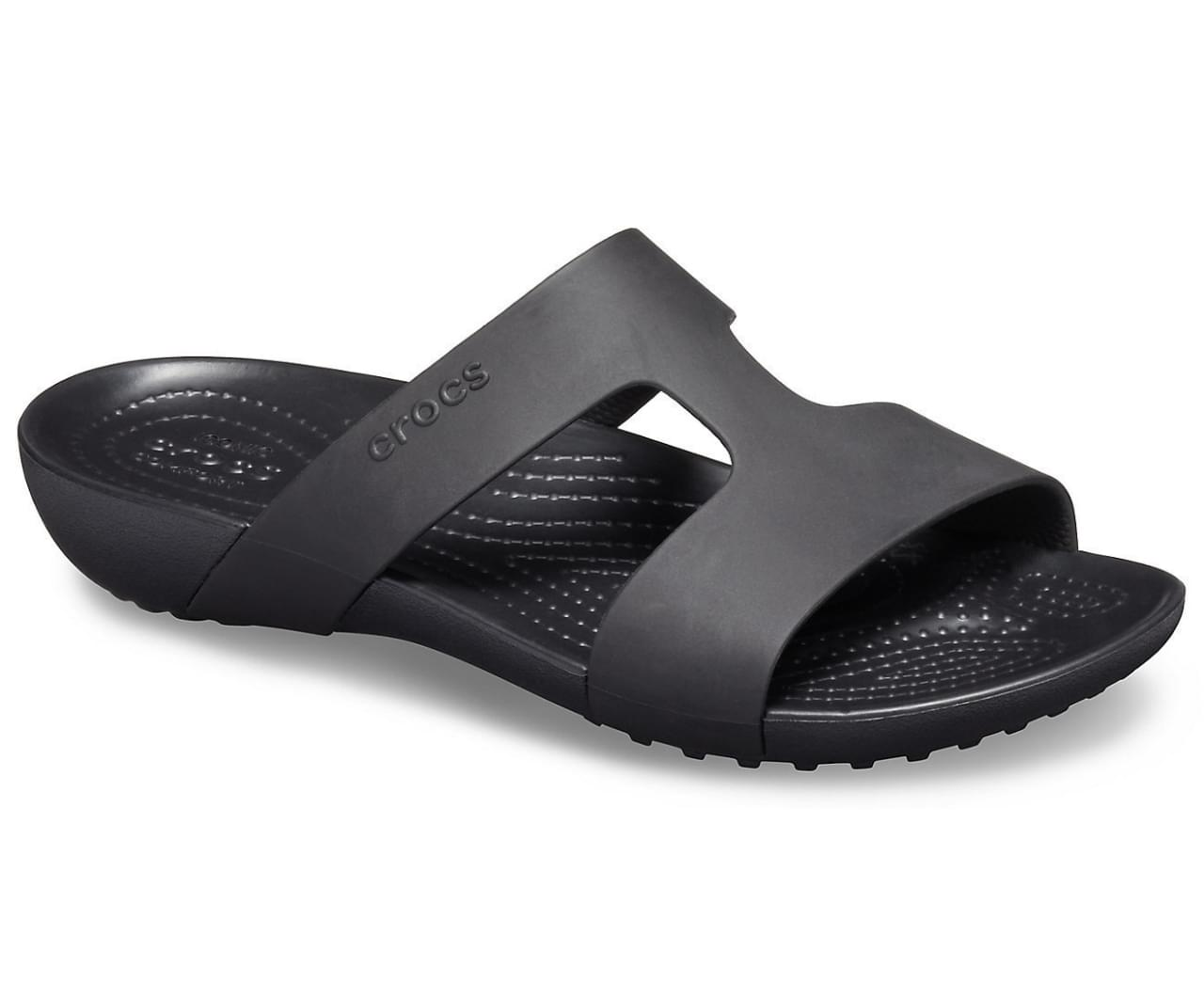 Crocs Serena Slide Slipper Dames