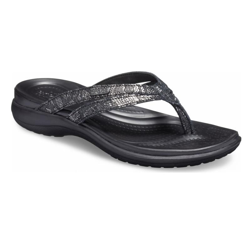 Crocs Capri Strappy Slipper Dames