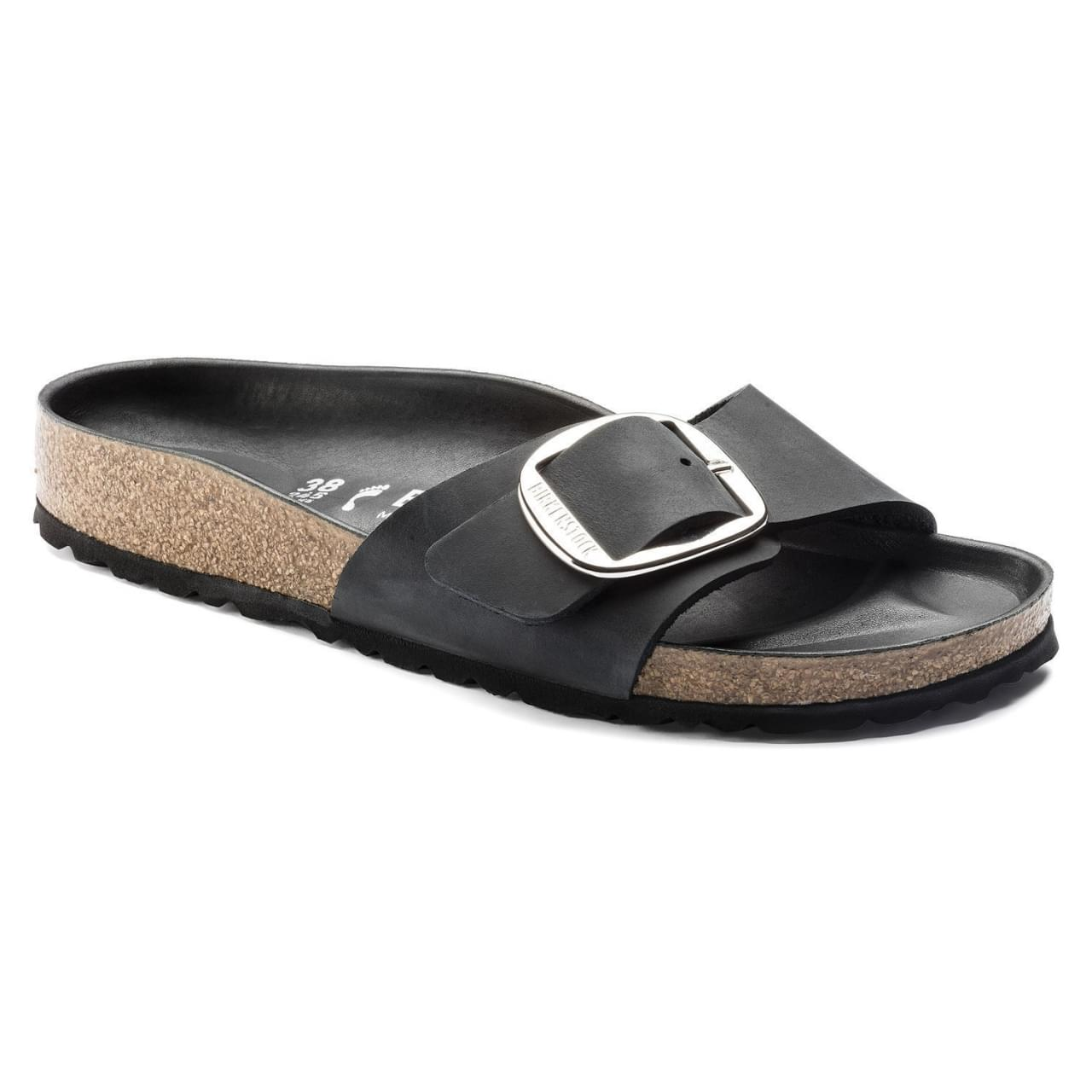 Birkenstock Madrid Big Buckle Smal Slipper Unisex