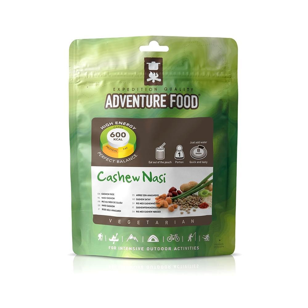 Adventure Food Een portie Cashew Nasi