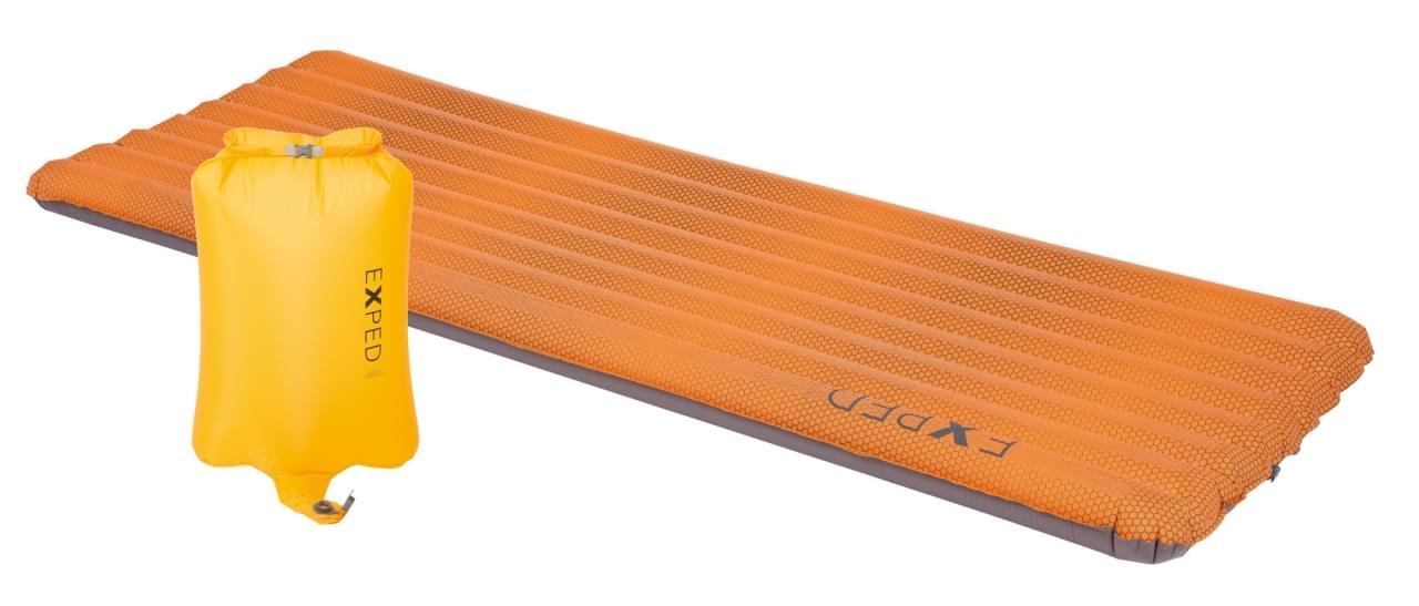 Exped SynMat UL MW + Pumpbag Slaapmat - Oranje