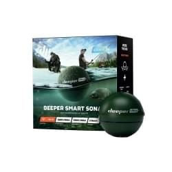 Deeper Chirp + Fish Finder