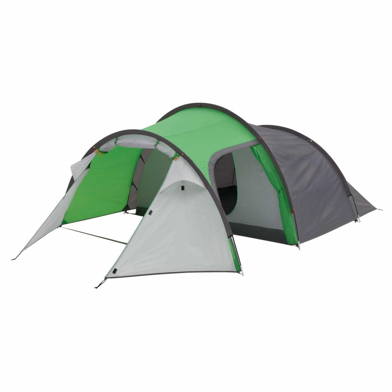 Coleman Cortes 4 - 4 Persoons Tent - Groen Grijs