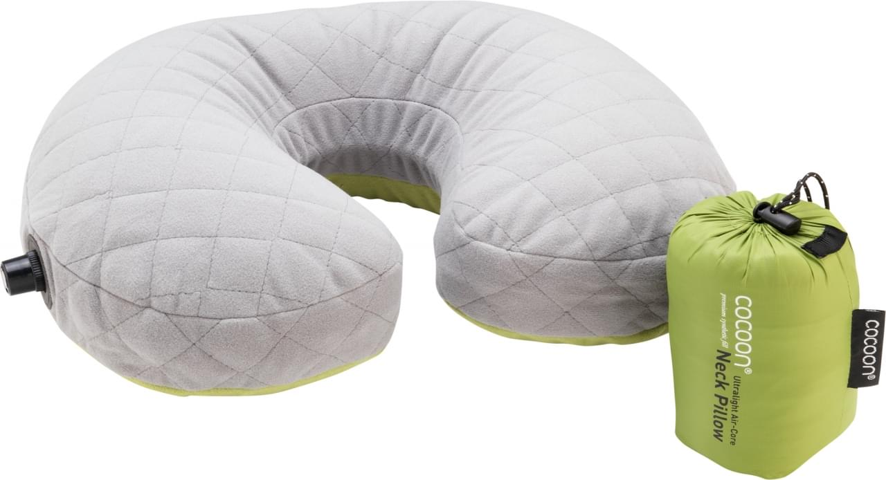 Cocoon Air Core Ultralight Nekkussen - Groen