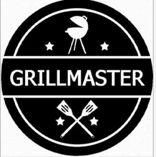 Hamat Deurmat BBQ Grillmaster 100 cm Rond