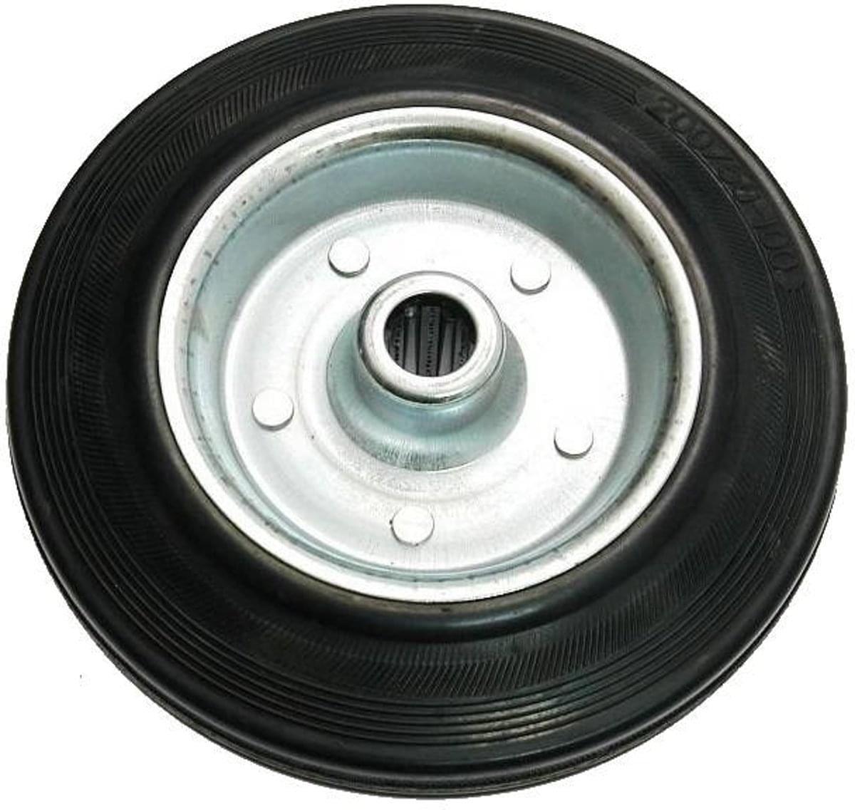 ProPlus Neuswielband Metalen Velg met Rubberband