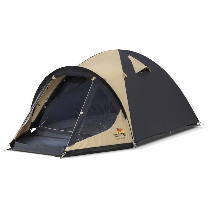 Safarica Kenia 190 TC - 3 Persoons Tent - Beige Grijs