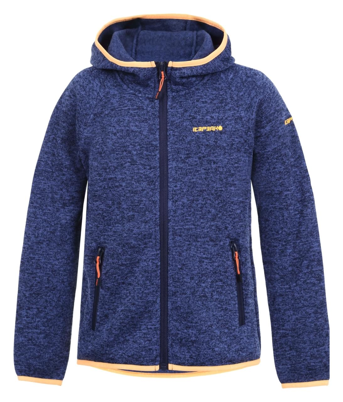 Icepeak Kuna Jr mt. 122 Navy Blue Midlayer