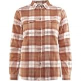 Fjallraven Ovik Heavy Flannel Blouse Dames