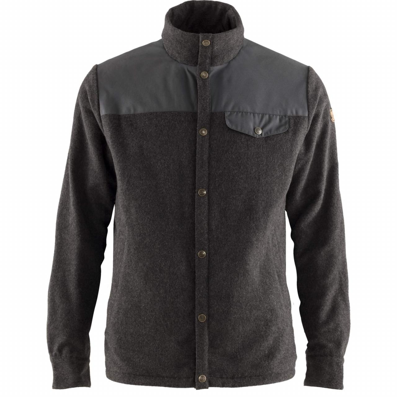Fjallraven Canada Wool Padded Fleece Jacket Heren