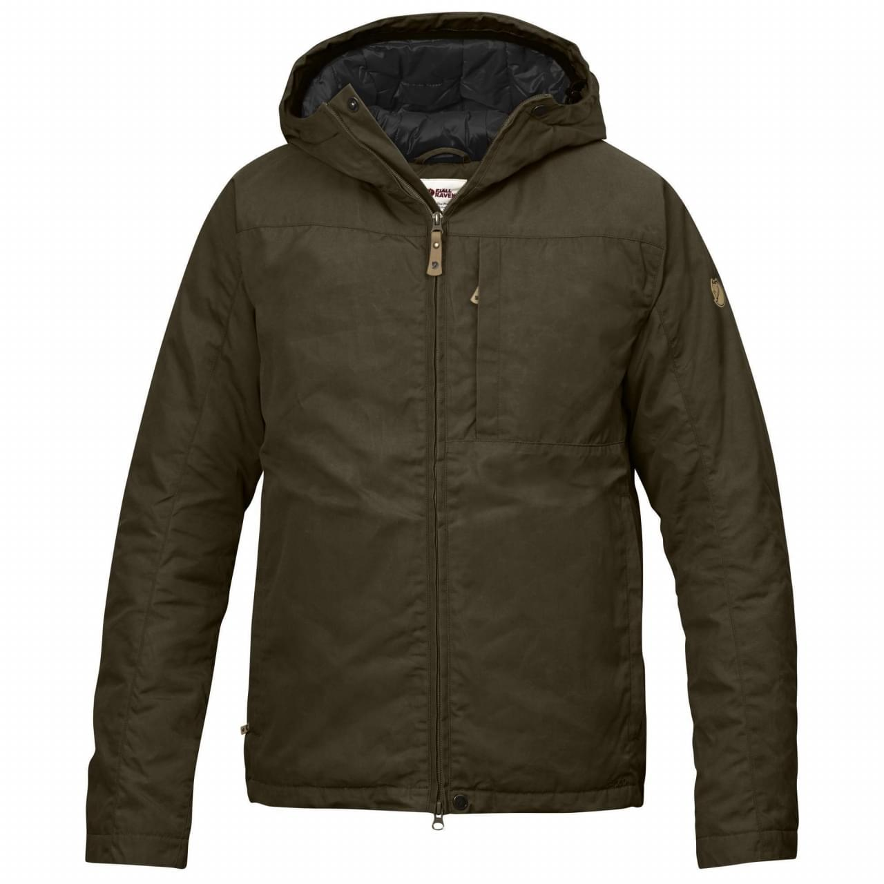 Fjallraven Kiruna Padded Winterjas Heren