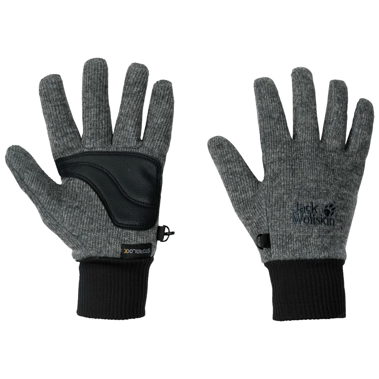 Jack Wolfskin Stormlock Knit Handschoenen