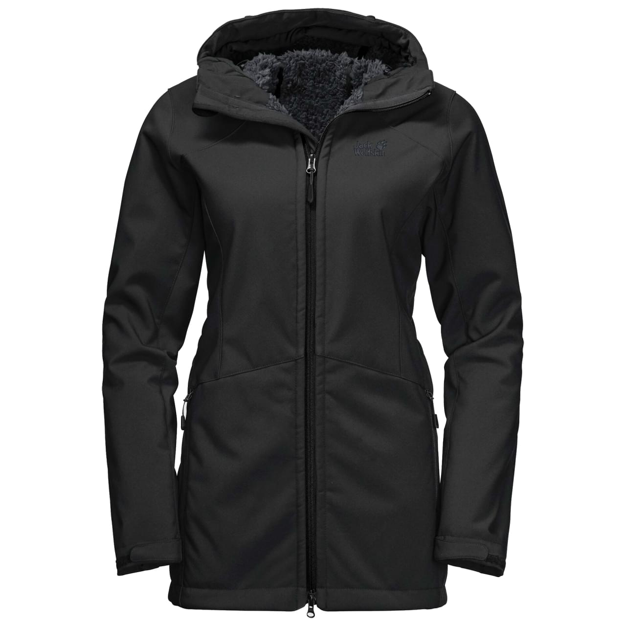 Jack Wolfskin Rock Valley Softshell Jas Dames