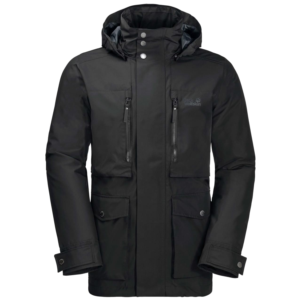 Jack Wolfskin Bridgeport Bay Winterjas Heren