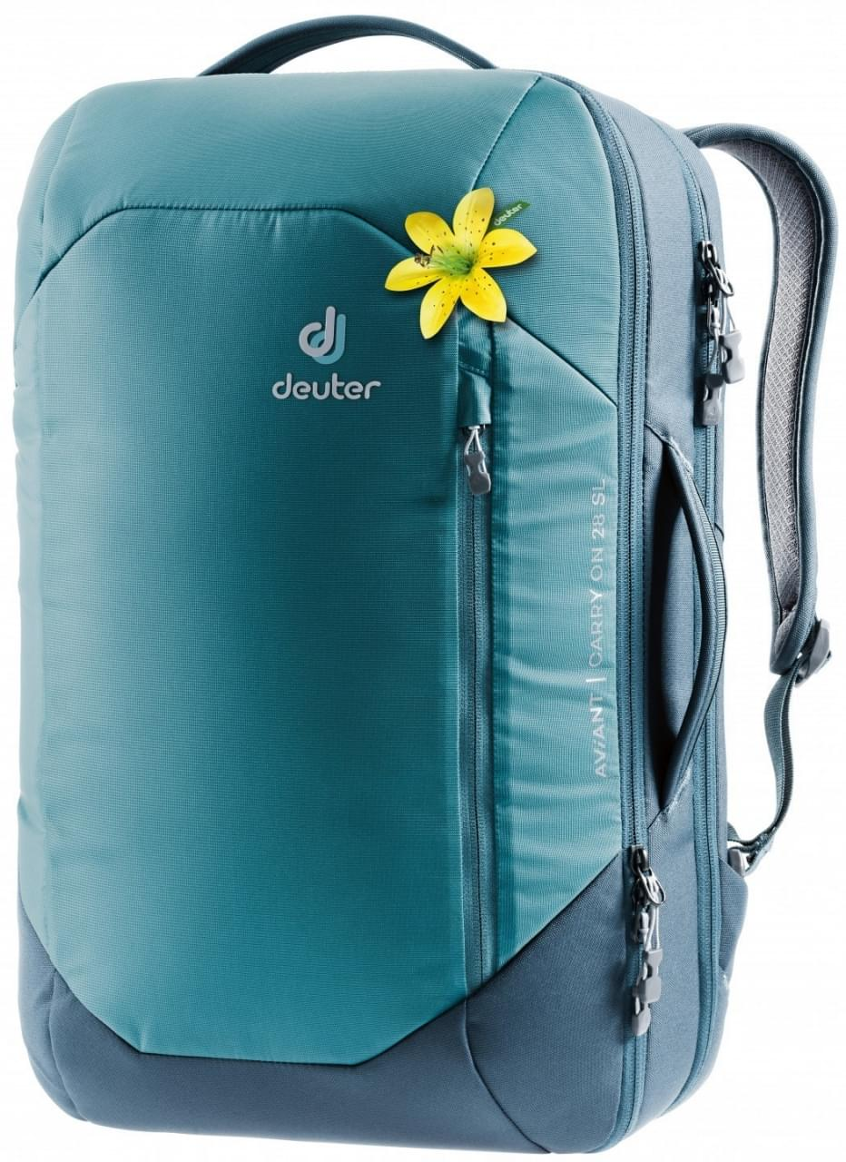 Deuter Aviant Carry On 28 SL Rugzak Blauw