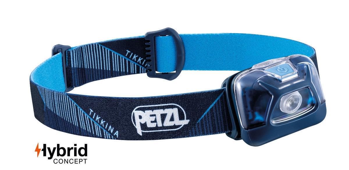 Petzl Tikkina 250 Hoofdlamp Blauw