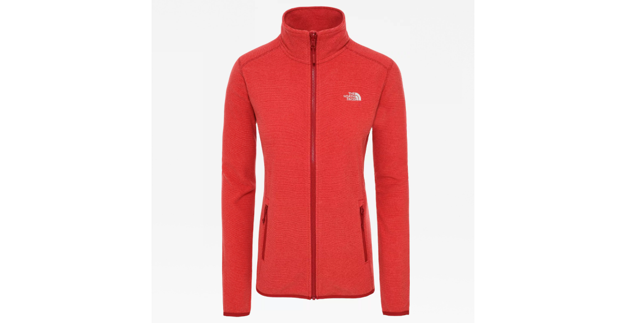 The North Face 100 Glacier Fleece Jacket Dames