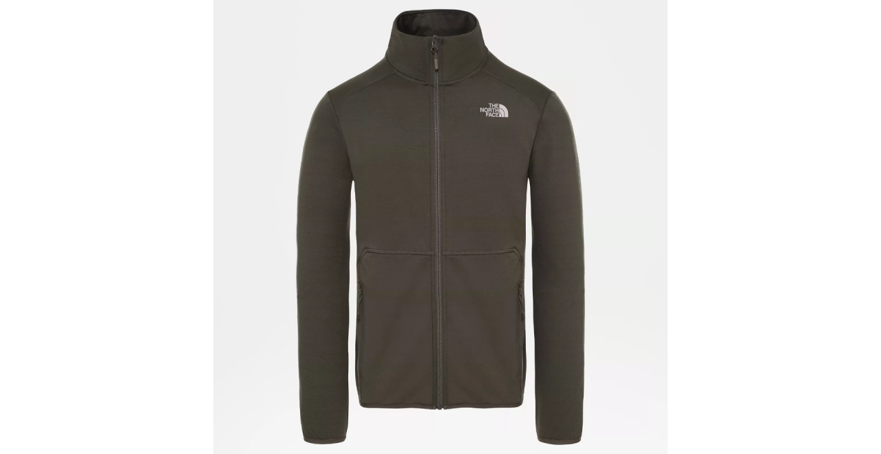 The North Face Quest Fleece Jacket Heren